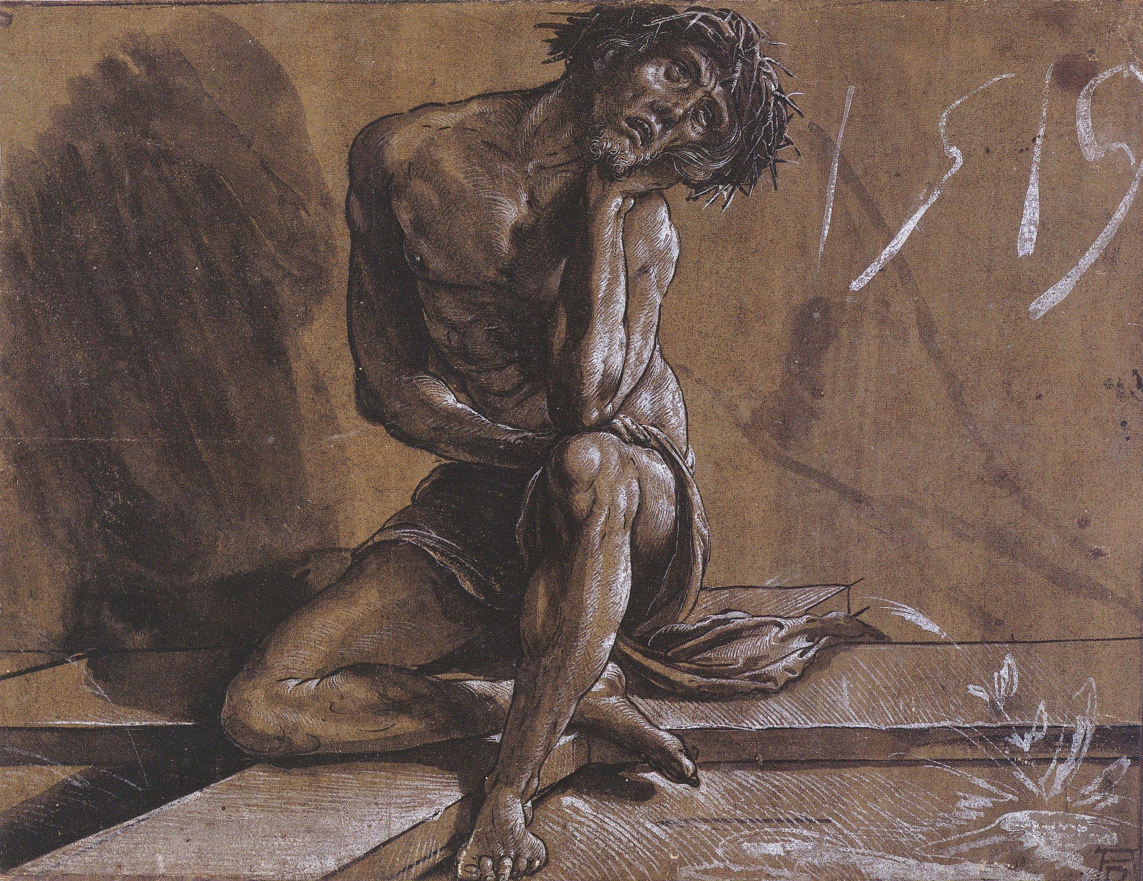 Christ at Rest. 1519