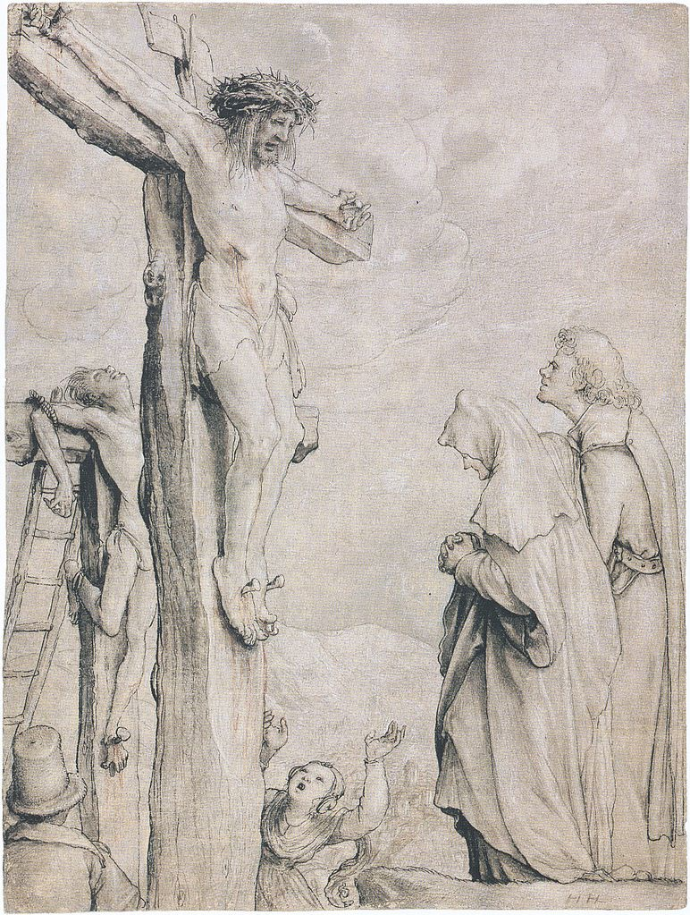 Christ on the Cross. 1516