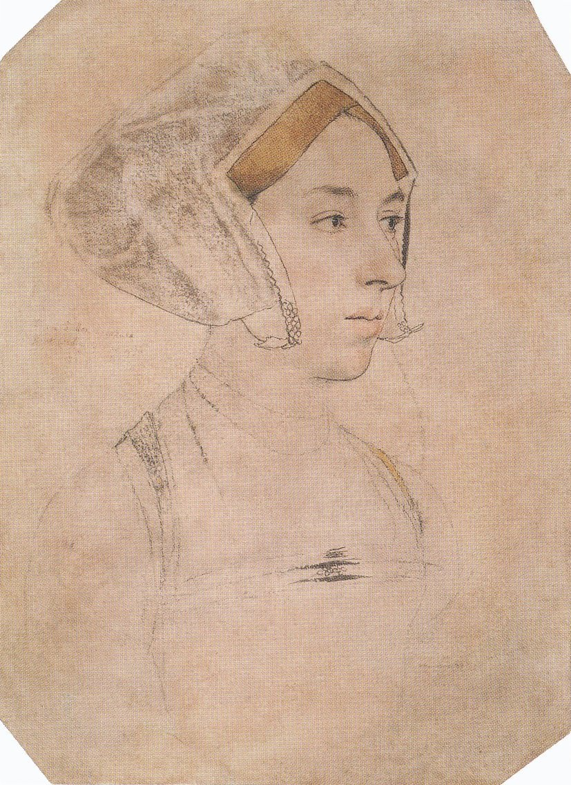 Portrait of a Lady, called Anne Boleyn. ca 1532-1535