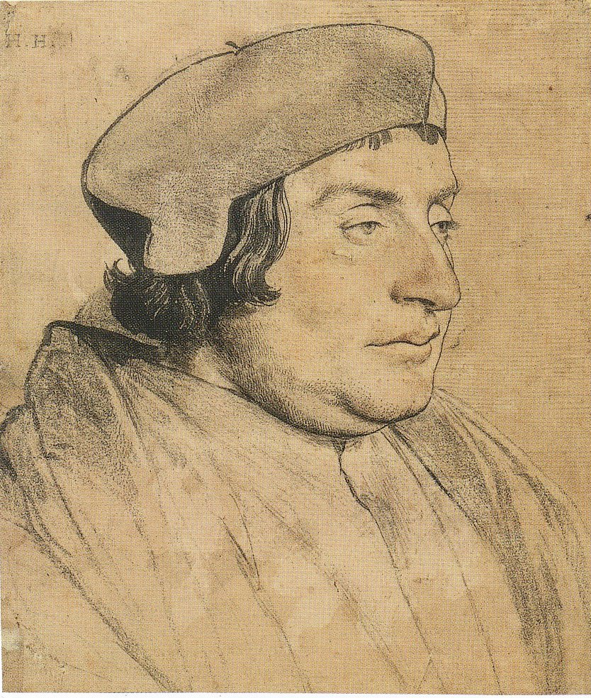 Portrait of a Man. c.1532-35