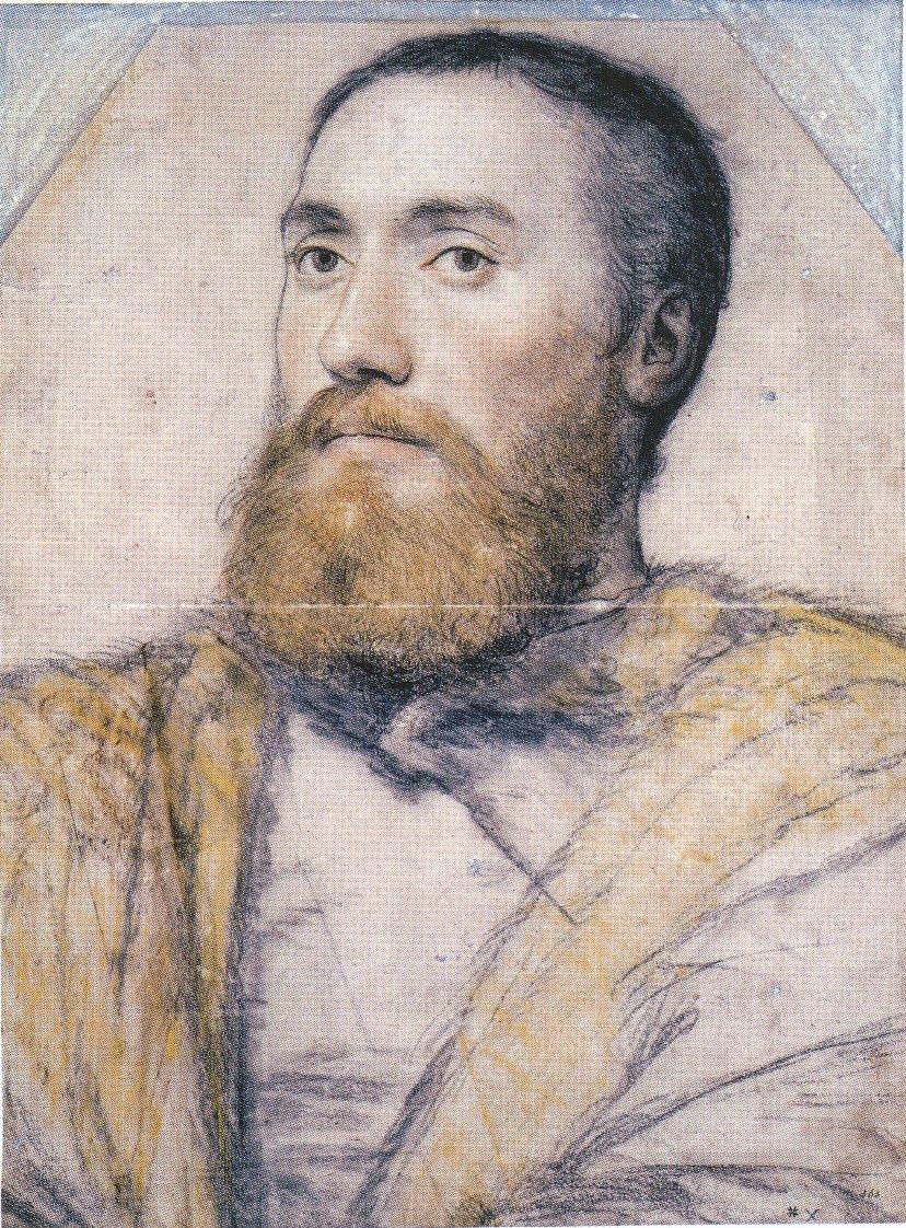 Portrait of an Unidentified Gentleman. c.1535-40