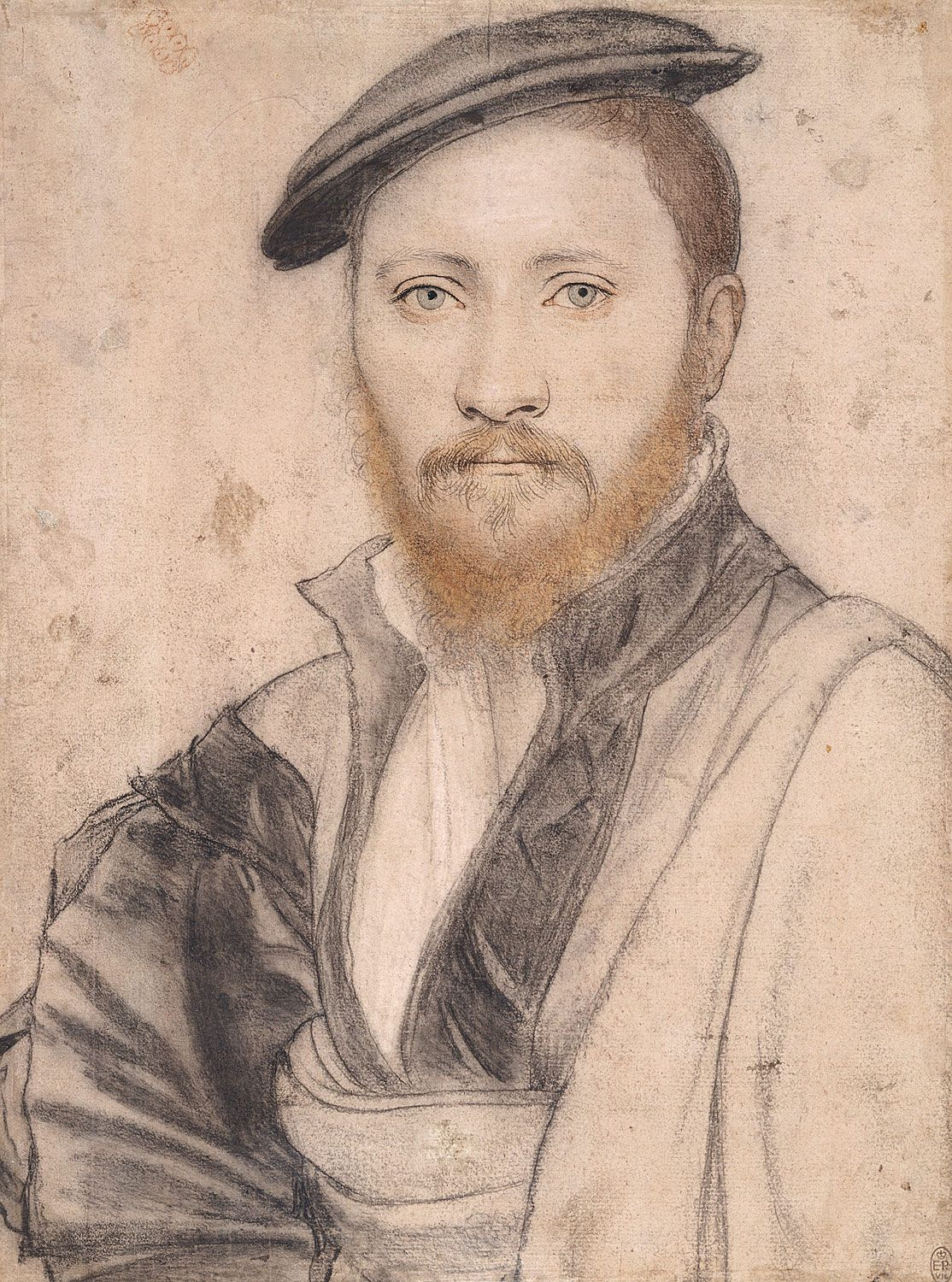 Portrait of an Unidentified Man. 1535