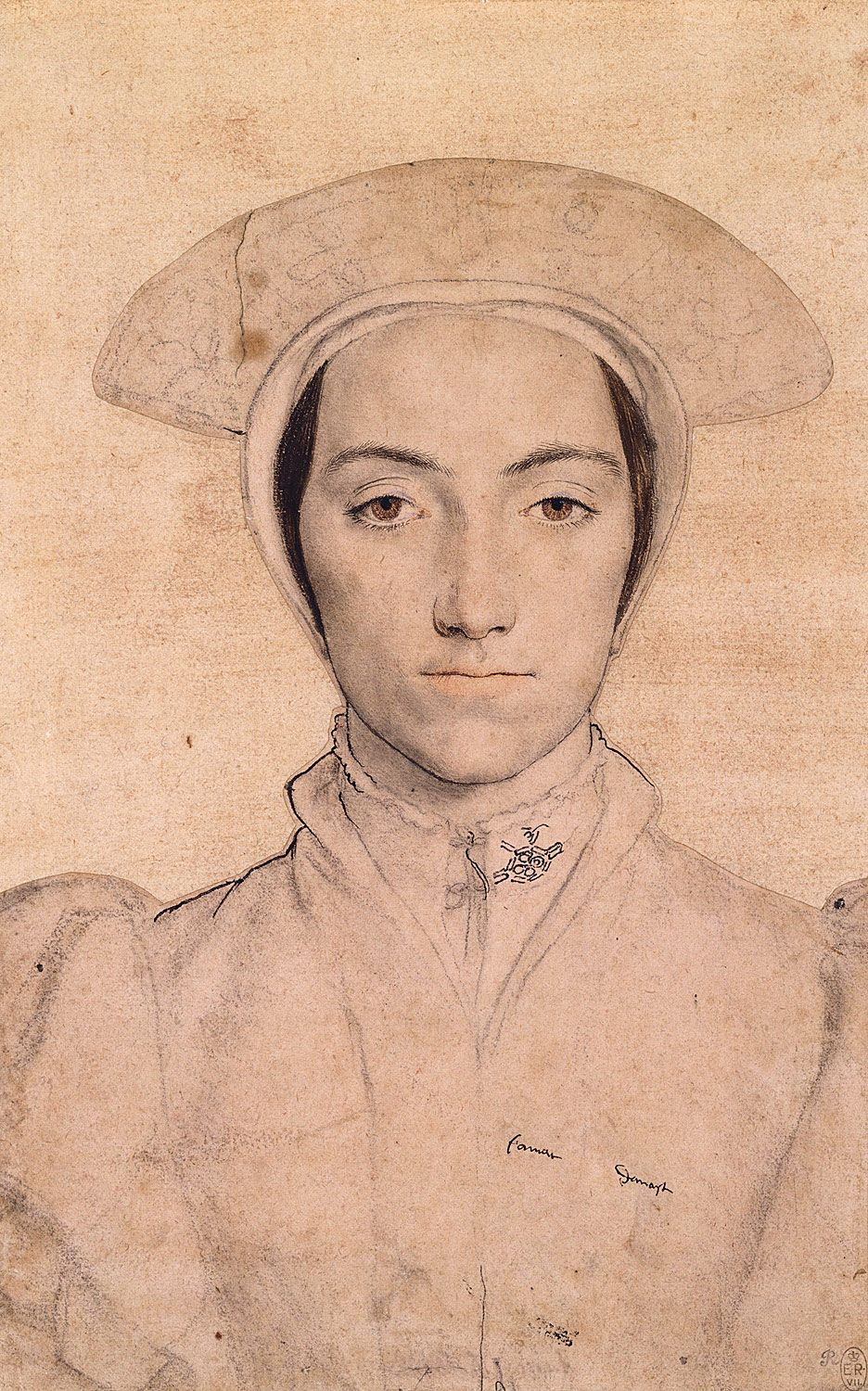 Portrait of an Unidentified Woman. c.1535
