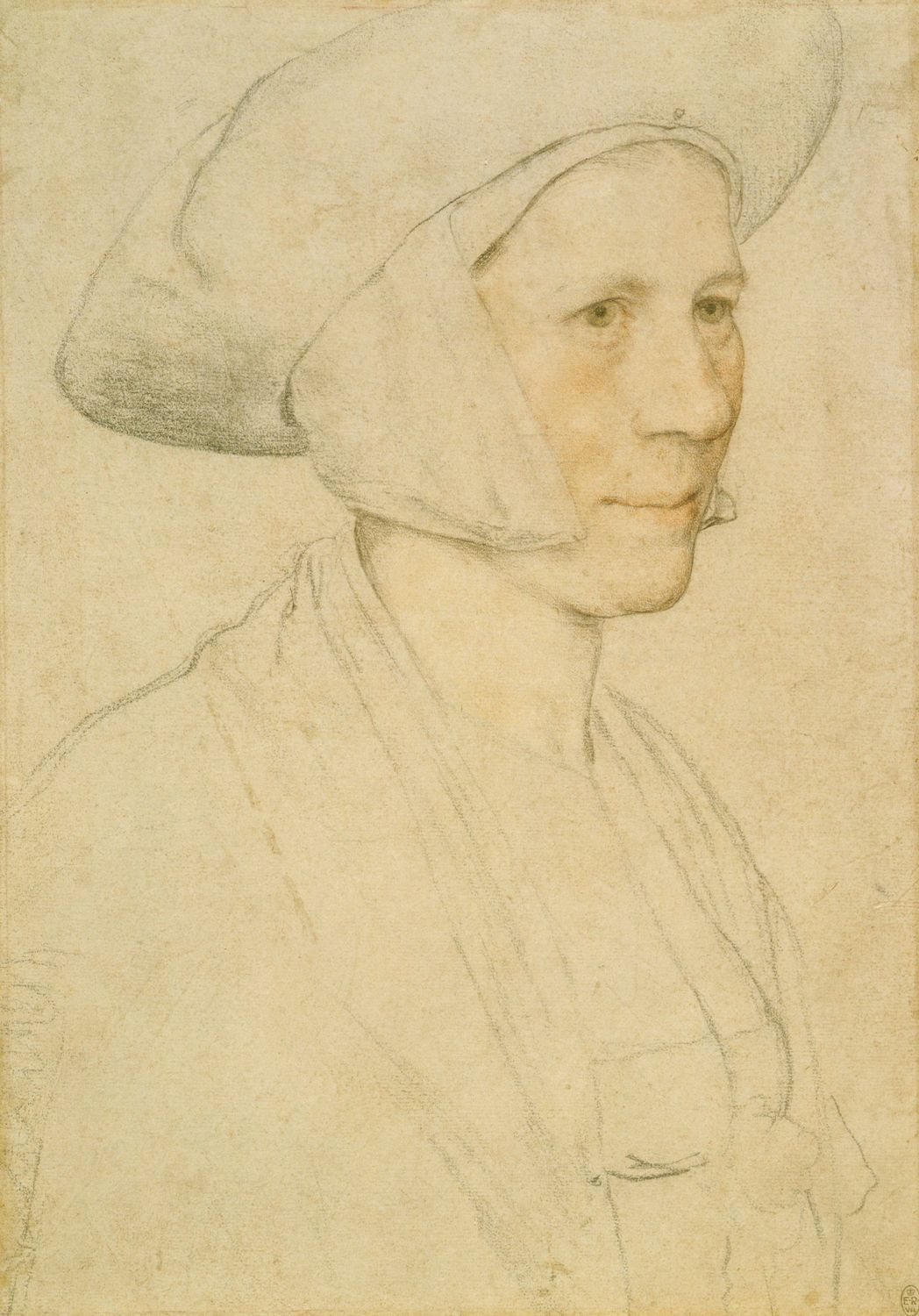 Portrait of an Unknown Woman. 1526-28