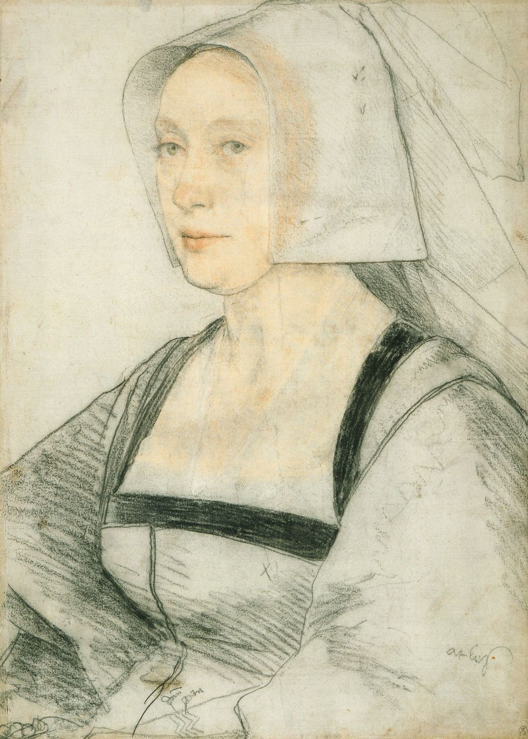 Portrait of an Unknown Woman. c.1527-28