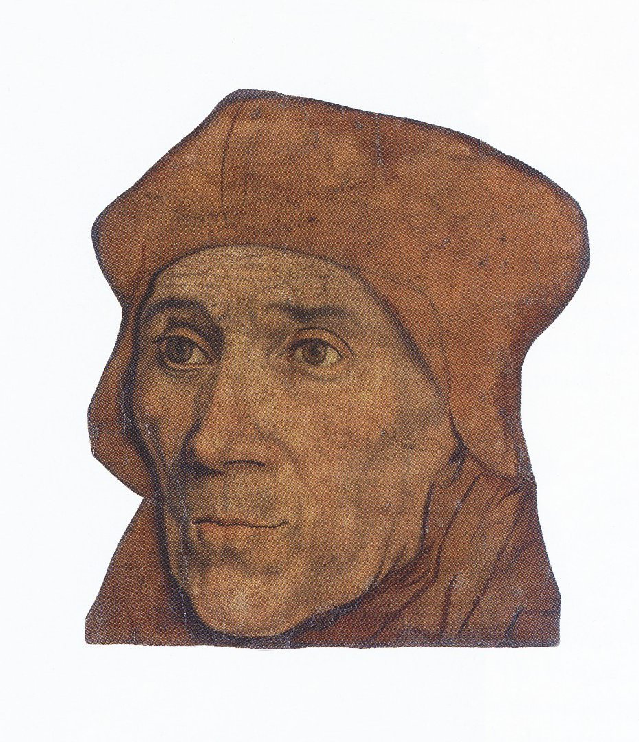 Portrait of Bishop John Fisher