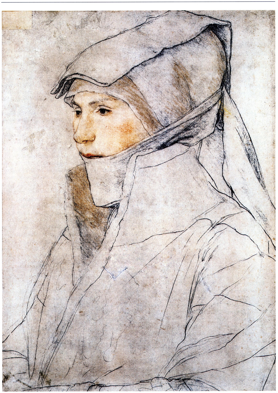 Portrait of Dorothea Meyer,