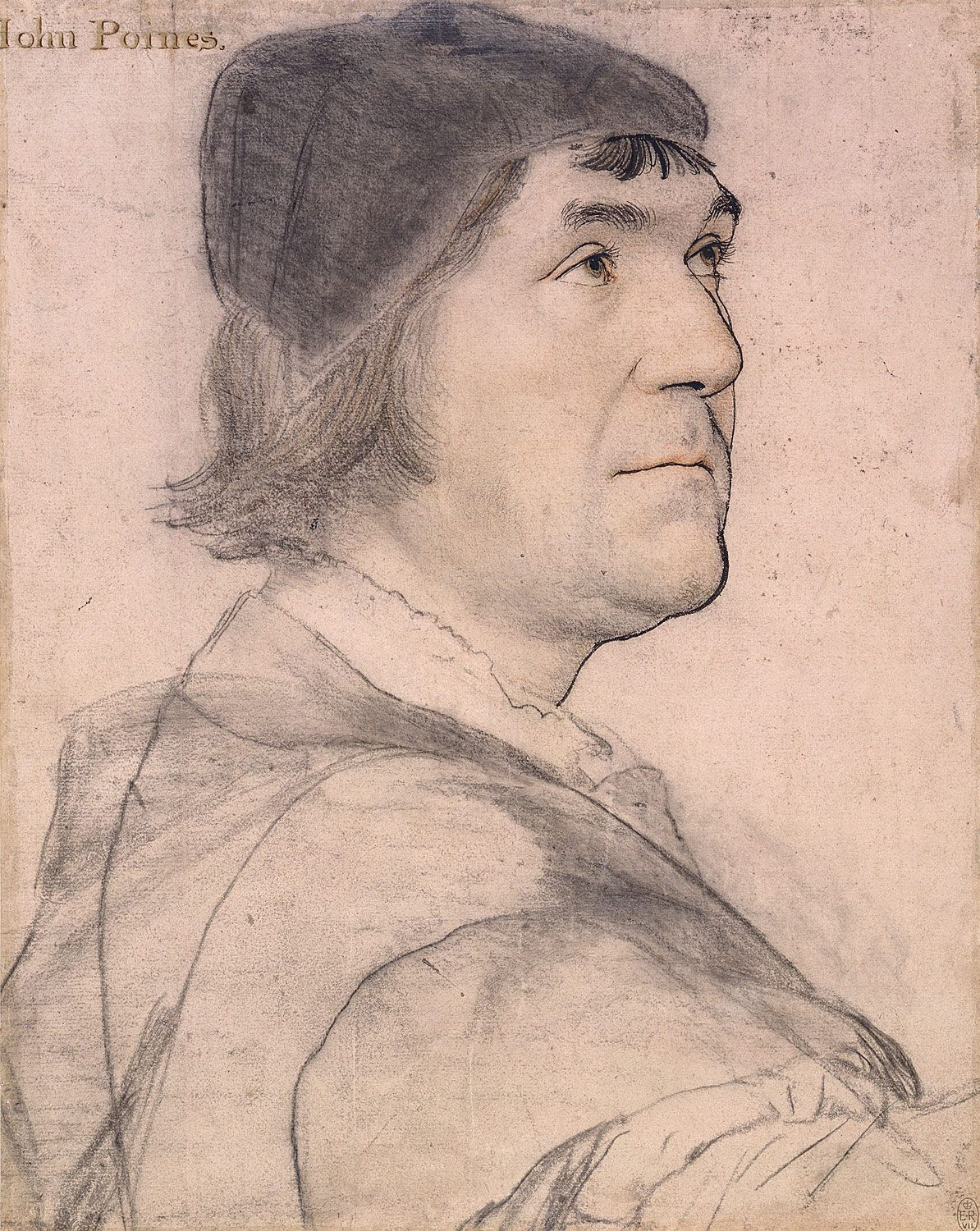 Portrait of John Poyntz. c.1535