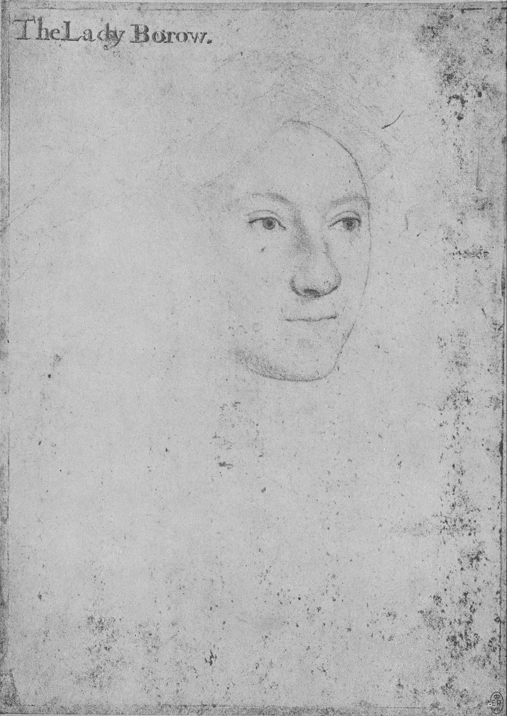 Portrait of Lady, 1532-43