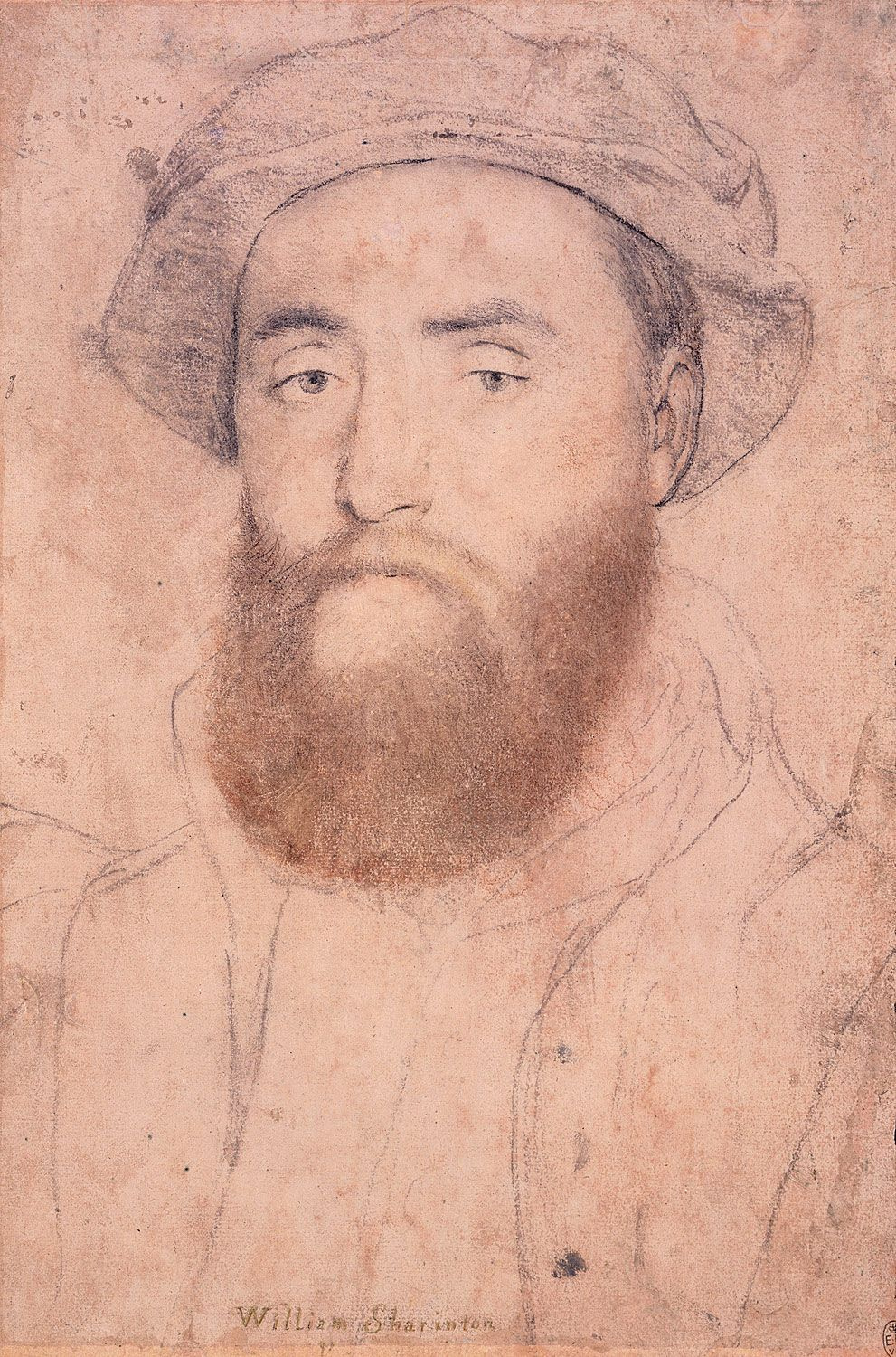 Portrait of Sir William Sharington, 1540-43