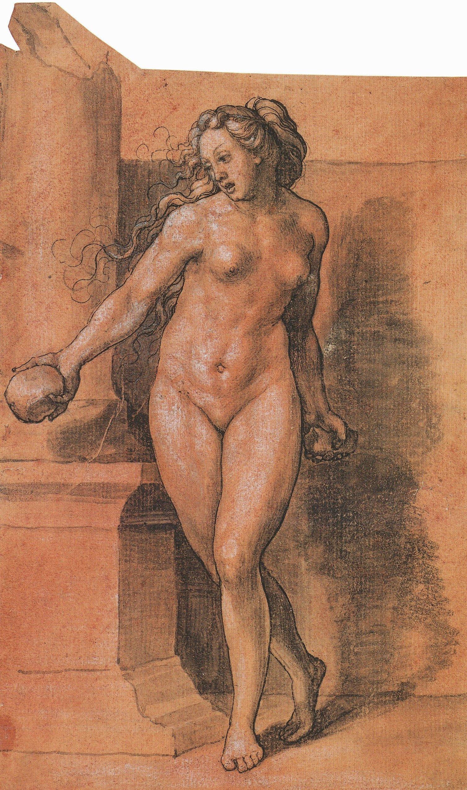 The Stone Thrower. с около 1532 до, примерно, 1534
