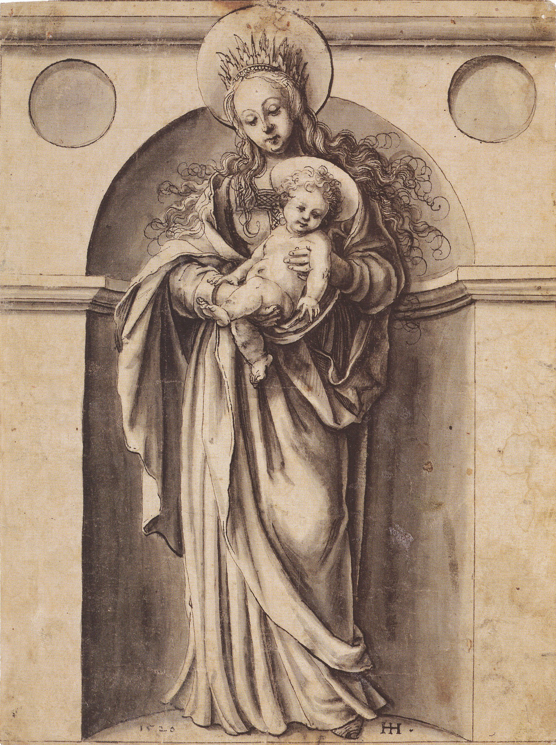 Virgin and Child. 1520