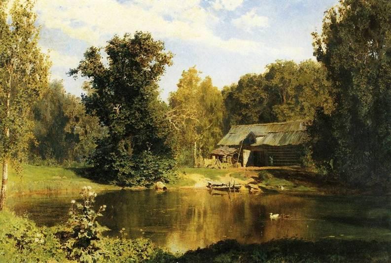 Картины художника василия дмитриевича поленова от 286 руб.