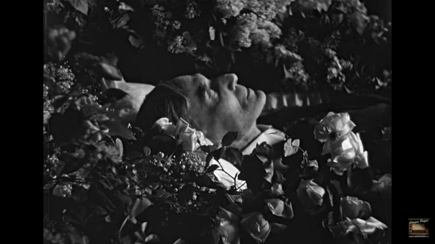 Видео похорон Бориса Пастернака выложено в Сеть