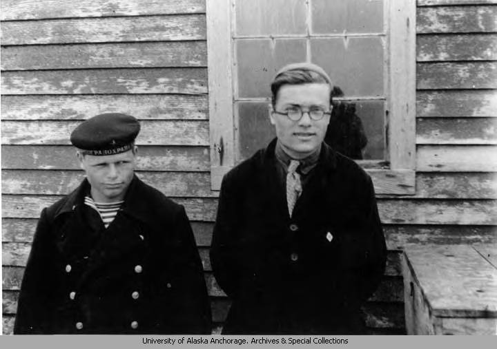A_soldier_and_the_young_Russian_teacher_who_was_so_intersted_in_my_camera.jpg