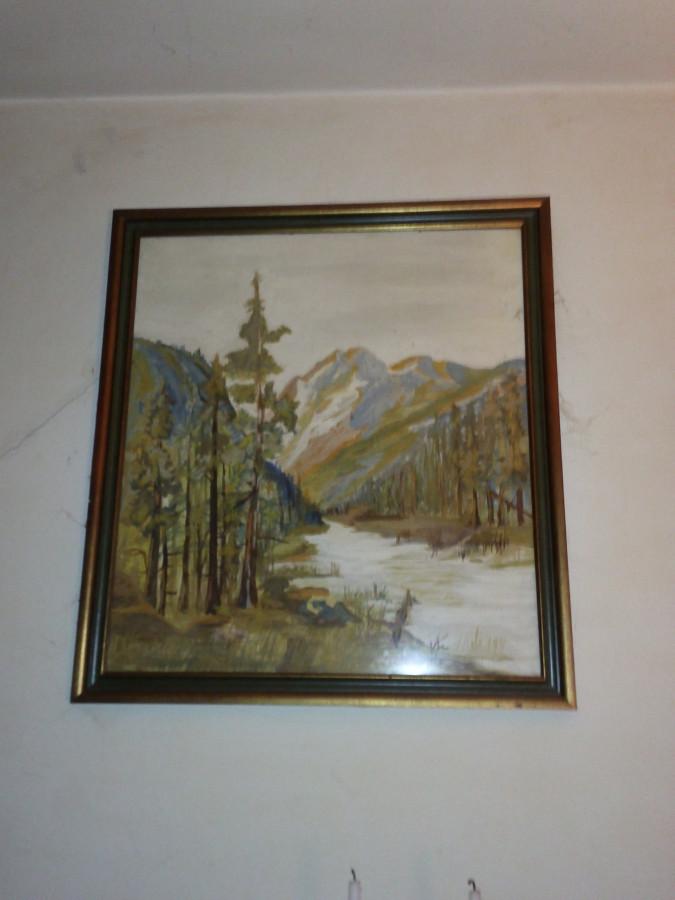 Dad's landscape