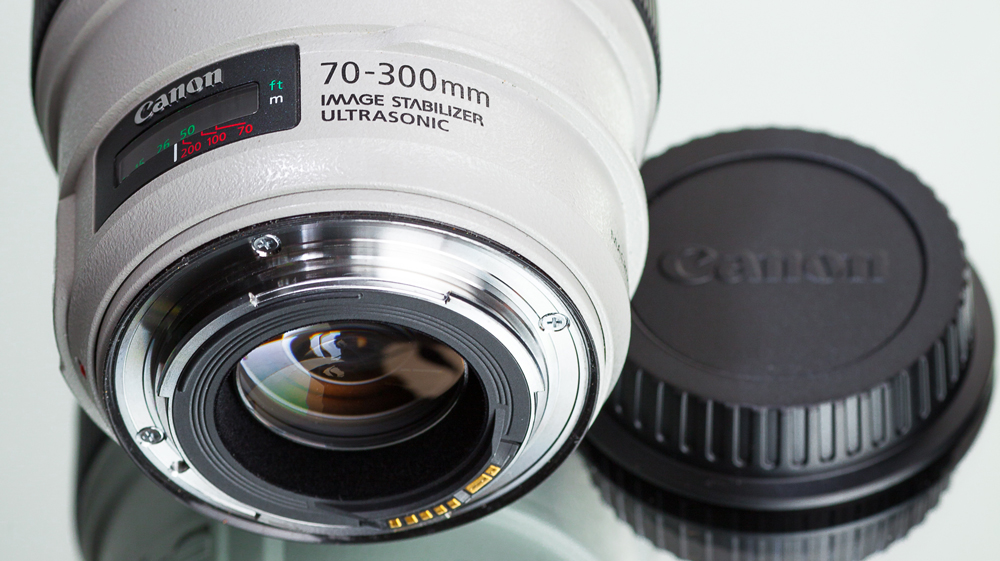 продаю Объектив Canon EF 70-300mm f/4-5.6L IS USM