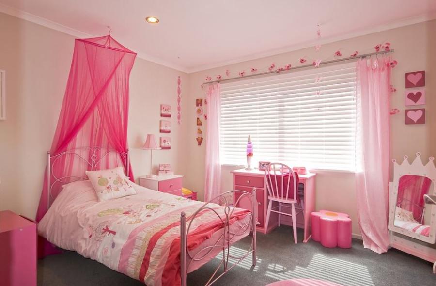 Детские комнаты для девочек фото
