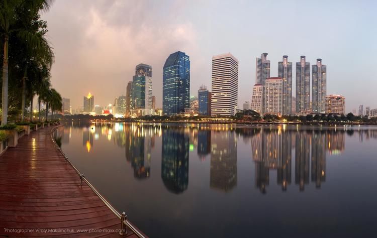 Panoramic-vieew-Bkk-dusk