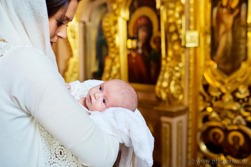 фотограф на крещение www.litphoto.ru