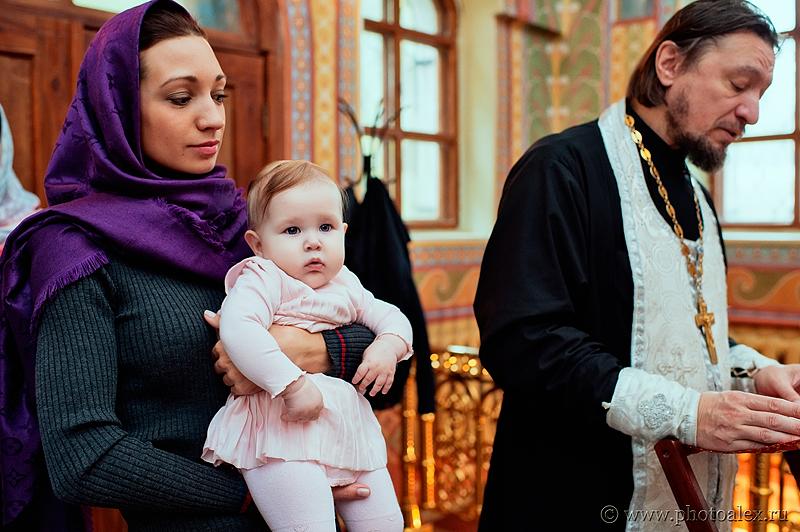 фотограф на крестины Донской монастырь
