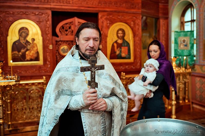фотосессия крестин заказать