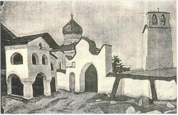 painting_id2222-NKR_Pechory_Pogost_sela_Senno_[Pskovskiy_pogost].jpg