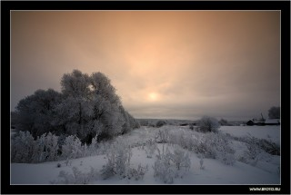 Tags зимний пейзаж прирола