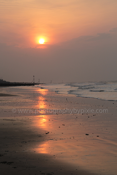 sunset cromer - sherringham sm