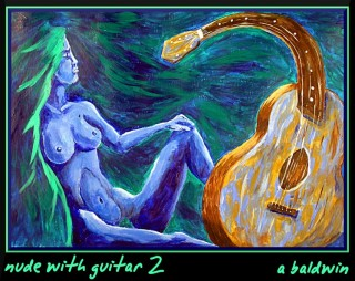 nude with guitar 2