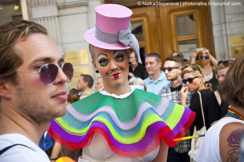 The Stockholm Pride