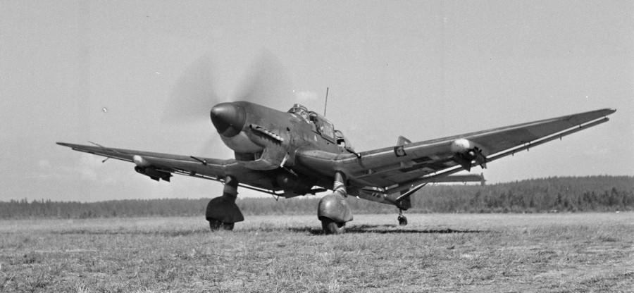 Ju-87 - Photo