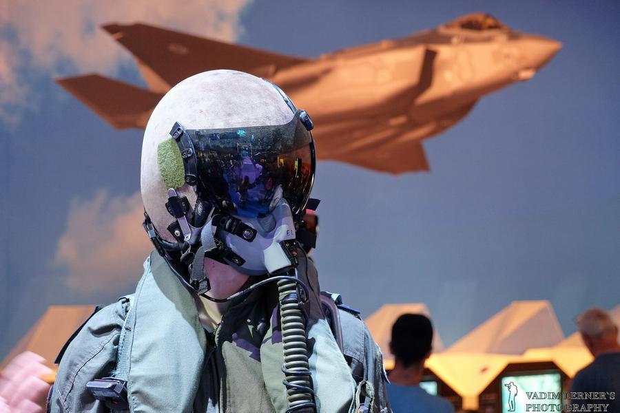 Выставка вооружения ЦаХаЛа