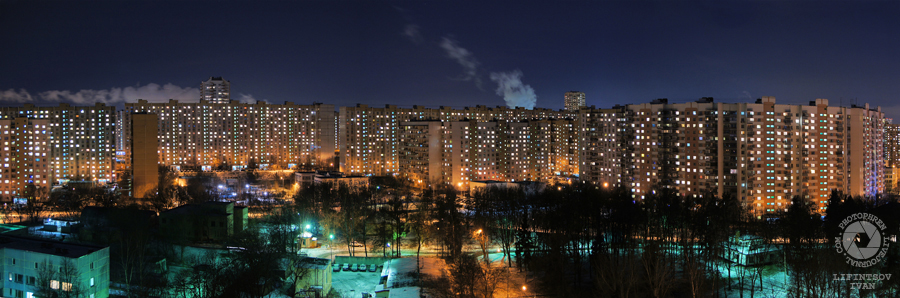 5-й квартал Москворечье-Сабурово