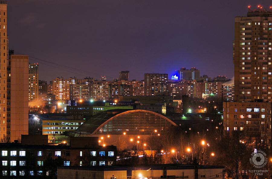 Спорткомплекс «Москворечье» к олимп 80 г
