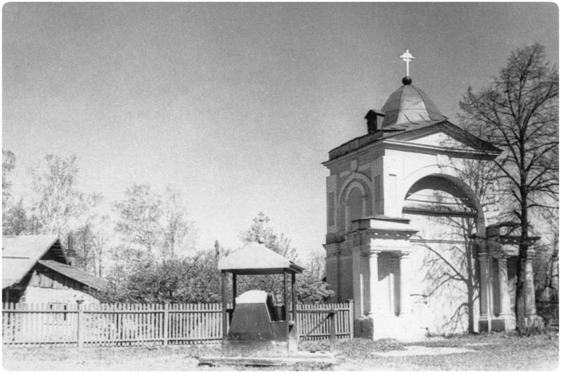 1960_звонница