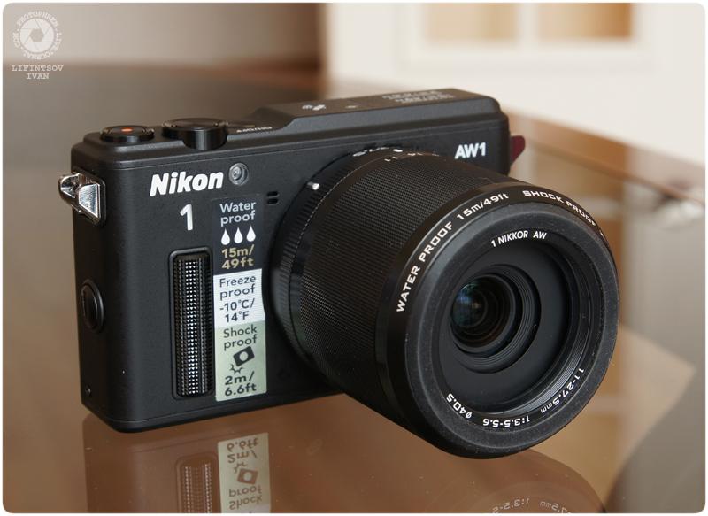 Nikon 1 AW1 6