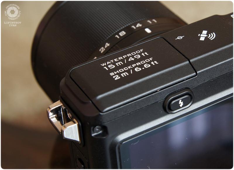 Nikon 1 AW1 7