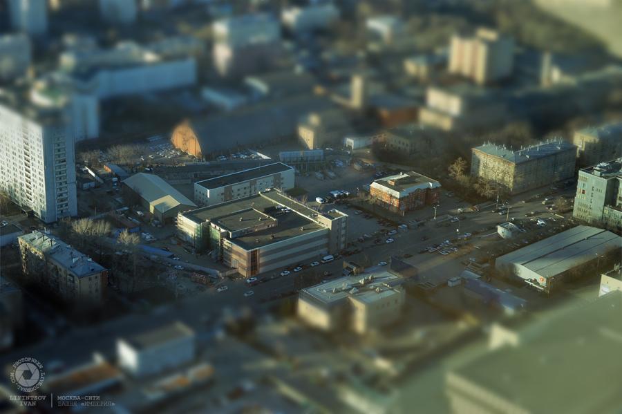 Смотровая площадка Империя Москва-сити 2