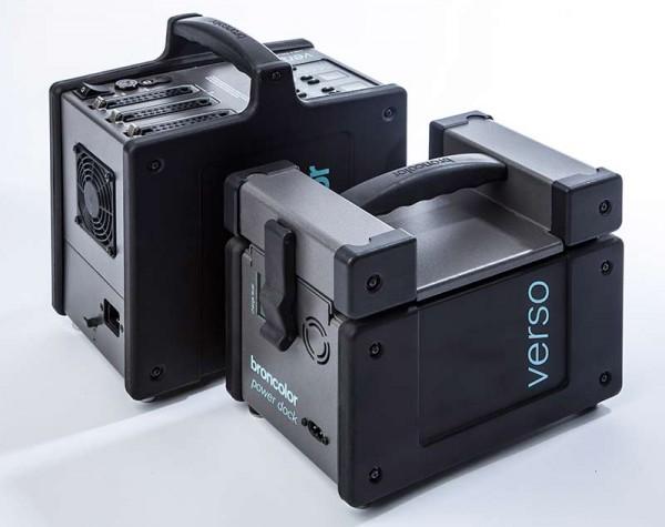 Цена Broncolor Verso A2 с аккумуляторной батареей Power Dock 6500 $