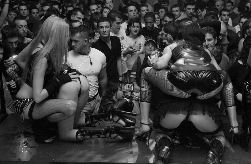 public orgies
