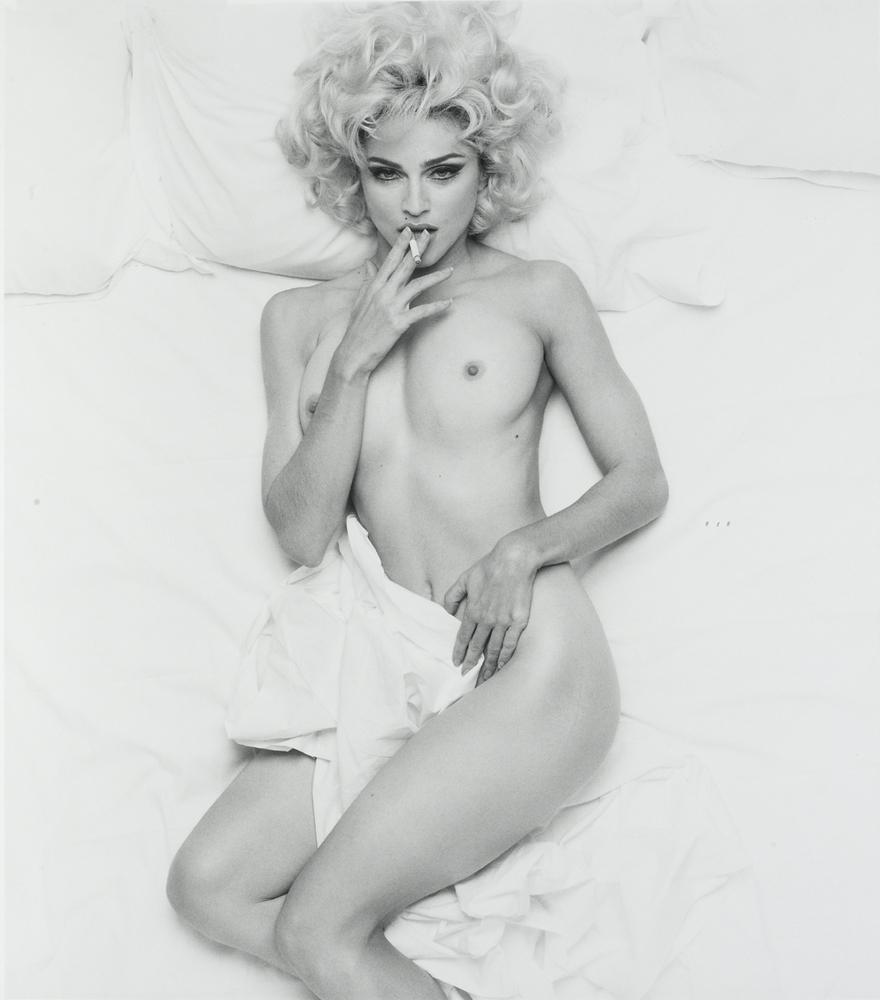 Naked photos of madonna hot girs