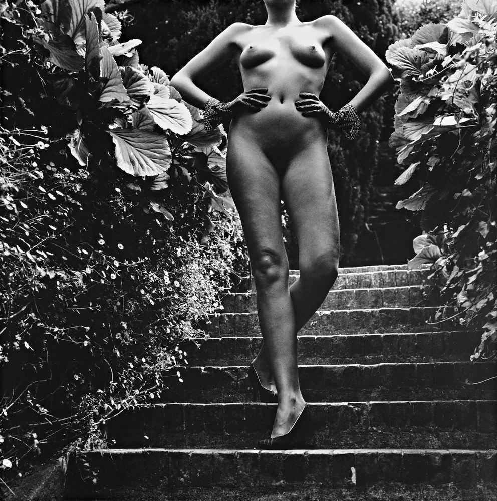 Nude descending a staircase stbeals