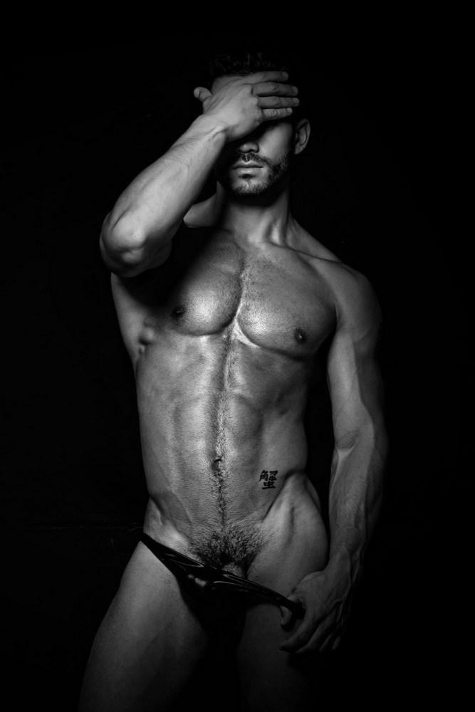 Gay nude erotic photography