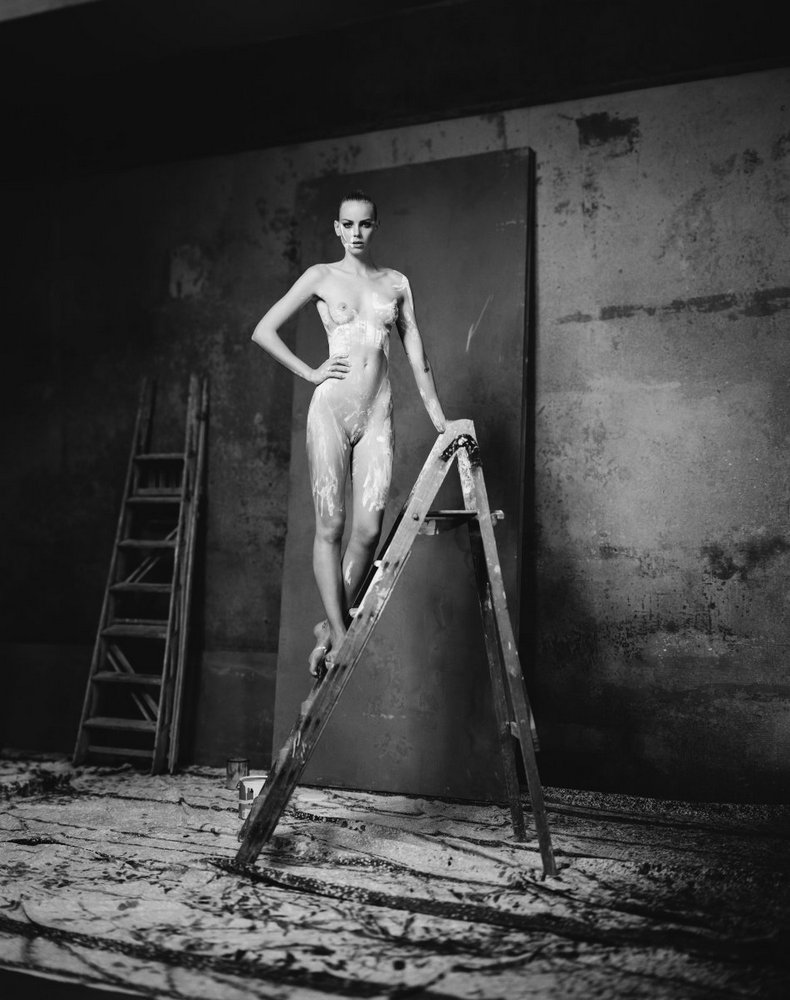 Lagrange collage nude girls