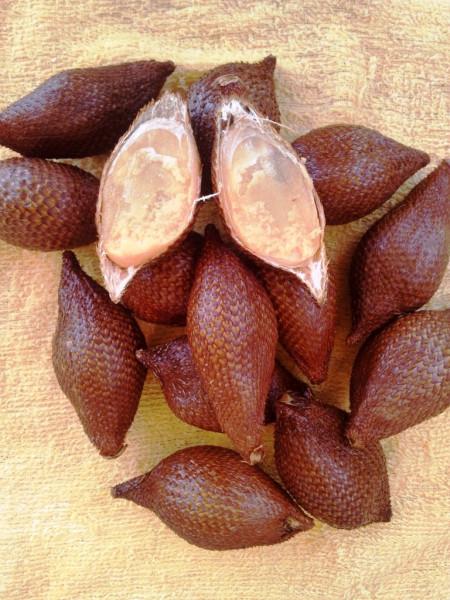 Салак (змеиный фрукт).