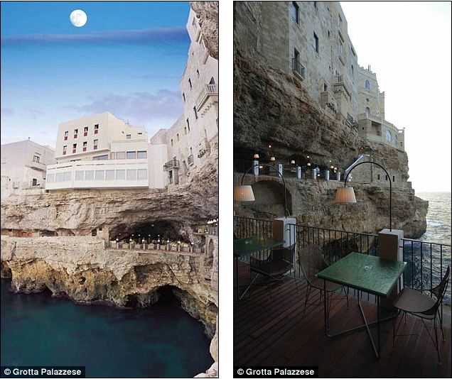 The-restaurant-is-built-in-the-cliffs-of-the-Italian-medieval-town-Polignano-a-Mare