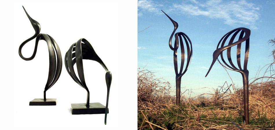 birdsculptures