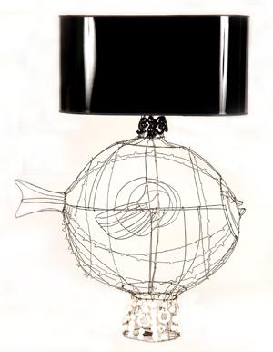 lamp-FuguFish