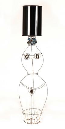 lamp-Baigneuse